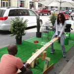 Fun at PARK(ing) Day Dallas